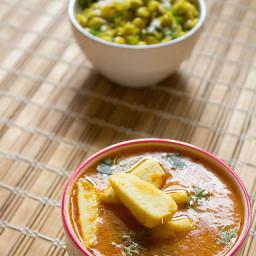 arbi curry or arbi masala