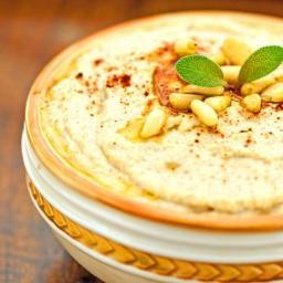 Artichoke & White Bean Hummus