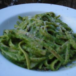 Arugula-Walnut Pesto