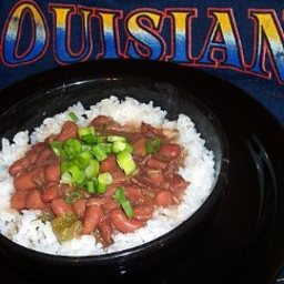 Ary Jean's Red Beans and Rice