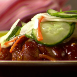 Asian Braised Pork Shoulder