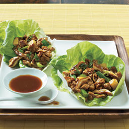 Asian Lettuce Cups
