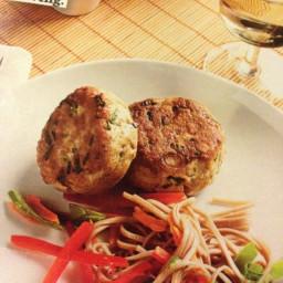 Asian Style Tuna Cakes