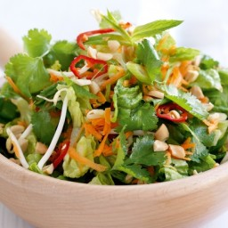 Asian-style chopped salad
