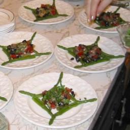 Asparagus En Fete