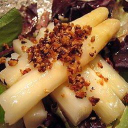 Asparagus Nut Salad