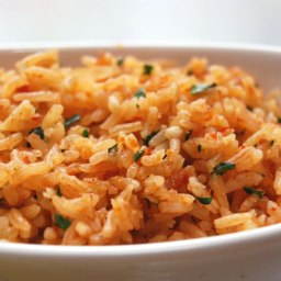 Astrid's Mexican Rice
