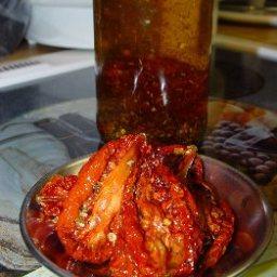 Aunt Gorilla's Sun Dried Tomatoes