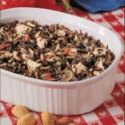 Aunt Margaret's Wild Rice