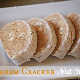 Aunt Millie's Graham Cracker Nut Roll