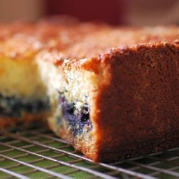 Aunt Peggy's Buttermilk Cake