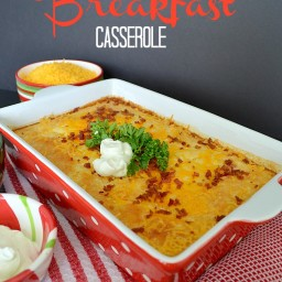 Aunt Ila's Family Favorite Breakfast Casserole: Easy Make-Ahead Recipe