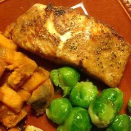 Austin's Salmon Marinade