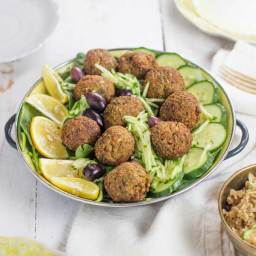 Authentic Falafel
