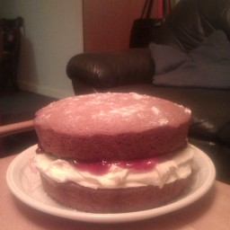 Authentic Victoria Sponge