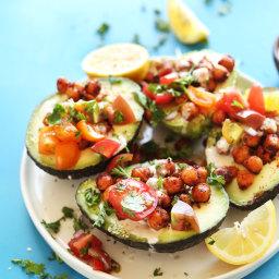Avocado Boats (2 Ways)