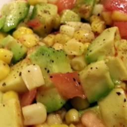 Avocado-Corn Salad