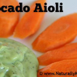 Avocado dip/dressing