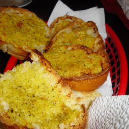 Awesome Garlic-Parmesan Bread