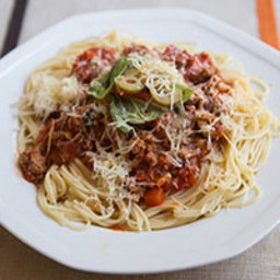 Awesome Pasta With Quick And Healthy Tomato Sauce
