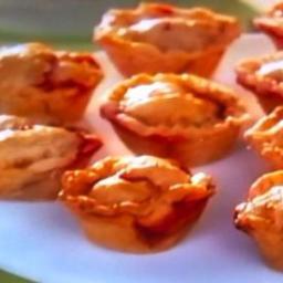 Baby Strawberry & Honey Pies