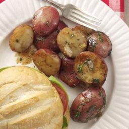 Backyard Red Potato Salad Recipe