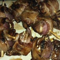 Bacon Wrapped Maple Dove