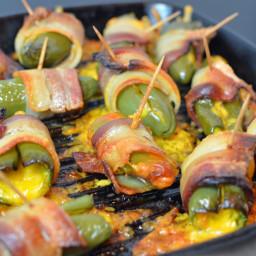 Baked Bacon Jalapeño Poppers