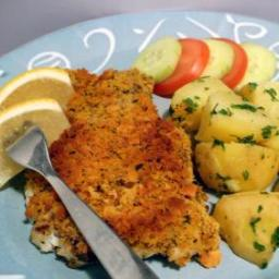 ... herb lemon zest butter baked lemon herb cod recipe key ingredient