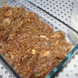 Baked – Fried Rice