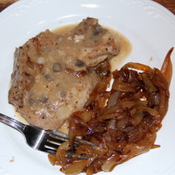 Baked Pork Chops with Cream of Mushroom Soup