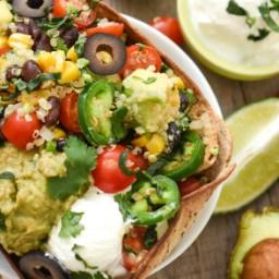 Baked Taco Salad