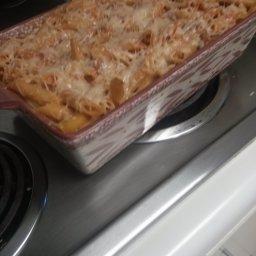 Baked Ziti with Italian Sausage