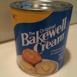 Bakewell Cream Buscuits