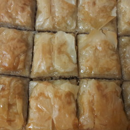 Baklava (The Grove Farmers Market & Bistro)