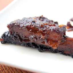 Balsamic Glazed Beef Short Ribs