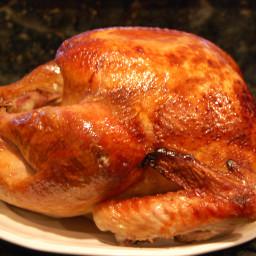 Balsamic Oven Roasted Turkey
