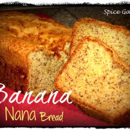 Banana Nana Bread