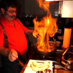 Bananas Foster-New Orleans