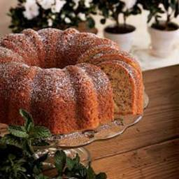 Bananas 'n' Cream Bundt Cake Recipe
