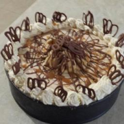 Banoffee Cheesecake - A twist on a classic dessert