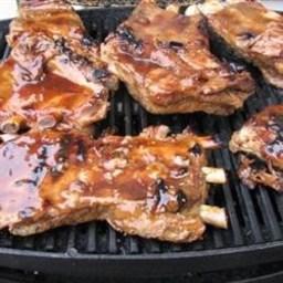 Barbecue Ribs