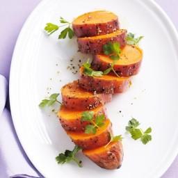 Barbecued Tuscan sweet potato