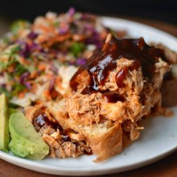 Barbecue Shredded Chicken