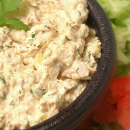 Barbie's Tuna Salad