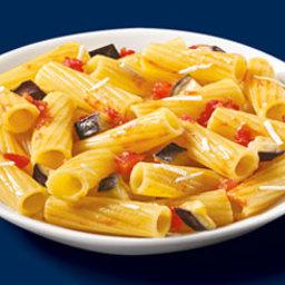 Barilla® Rigatoni with Eggplant & Tomatoes