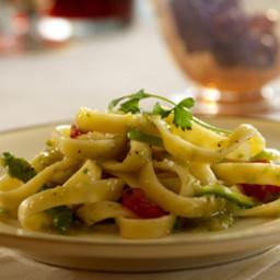 Barilla Fettuccine with Asparagus