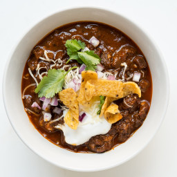 BA's Best Slow-Cooker Beef Chili