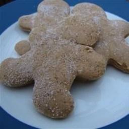 Basic Gingersnap Cookies