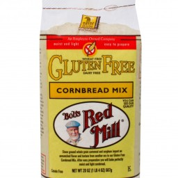 Basic Preparation Instructions for Gluten Free Cornbread Mix